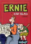 Cover for Ernie [julalbum]: Ernie får slag (Atlantic Förlags AB, 1998 series)