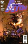Cover for The All New Atom (DC, 2006 series) #25