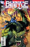 Cover for The Blue Beetle (DC, 2006 series) #28
