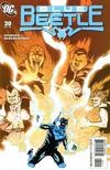 Cover for The Blue Beetle (DC, 2006 series) #30
