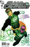 Cover for Green Lantern (DC, 2005 series) #33