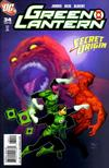 Cover for Green Lantern (DC, 2005 series) #34