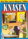 Cover for Knasen [succéalbum] (Semic, 1978 series) #22