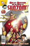Cover for Billy Batson & the Magic of Shazam! (DC, 2008 series) #1 [Newsstand]