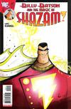 Cover for Billy Batson & the Magic of Shazam! (DC, 2008 series) #2 [Direct Sales]