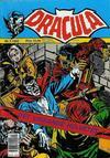 Cover for Dracula (Atlantic Förlags AB, 1982 series) #3/1989