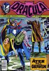 Cover for Dracula (Atlantic Förlags AB, 1982 series) #4/1989