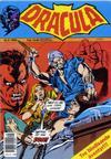 Cover for Dracula (Atlantic Förlags AB, 1982 series) #8/1989