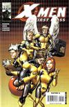 Cover for X-Men: First Class (Marvel, 2007 series) #12