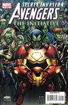 Cover for Avengers: The Initiative (Marvel, 2007 series) #15