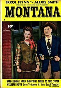 Cover Thumbnail for Montana (Fawcett, 1950 series)