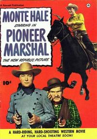 Cover Thumbnail for Pioneer Marshal (Fawcett, 1950 series)