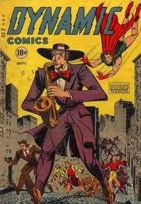 Cover Thumbnail for Dynamic Comics (Superior Publishers Limited, 1947 series) #22