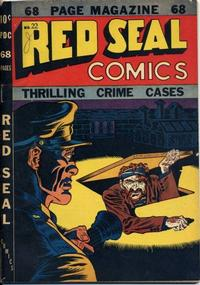 Cover Thumbnail for Red Seal Comics (Superior Publishers Limited, 1947 series) #22
