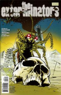 Cover Thumbnail for The Exterminators (DC, 2006 series) #28