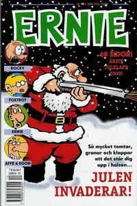 Cover Thumbnail for Ernie (Egmont, 2000 series) #12/2000
