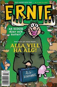 Cover Thumbnail for Ernie (Egmont, 2000 series) #6/2001