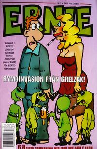Cover Thumbnail for Ernie (Egmont, 2000 series) #7/2001
