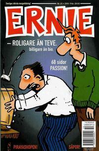 Cover Thumbnail for Ernie (Egmont, 2000 series) #10/2001
