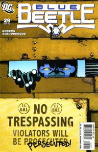 Cover Thumbnail for The Blue Beetle (DC, 2006 series) #29