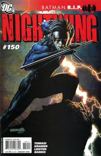 Cover Thumbnail for Nightwing (DC, 1996 series) #150 [Philip Tan Cover]