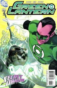 Cover Thumbnail for Green Lantern (DC, 2005 series) #32 [Direct Sales]