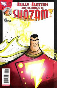 Cover Thumbnail for Billy Batson & the Magic of Shazam! (DC, 2008 series) #2 [Direct Sales]