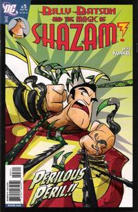 Cover Thumbnail for Billy Batson & the Magic of Shazam! (DC, 2008 series) #3