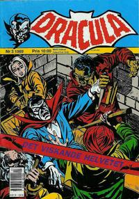 Cover Thumbnail for Dracula (Atlantic Förlags AB, 1982 series) #3/1989