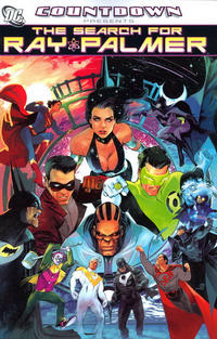 Cover Thumbnail for Countdown Presents: The Search for Ray Palmer (DC, 2008 series)