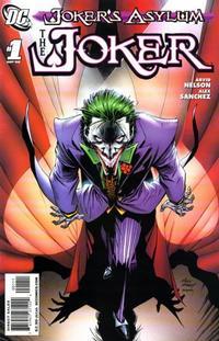 Cover Thumbnail for Joker's Asylum: Joker (DC, 2008 series) #1