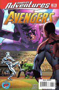 Cover Thumbnail for Marvel Adventures The Avengers (Marvel, 2006 series) #26