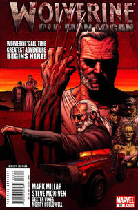 Cover Thumbnail for Wolverine (Marvel, 2003 series) #66 [McNiven Cover]