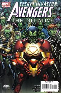 Cover Thumbnail for Avengers: The Initiative (Marvel, 2007 series) #15