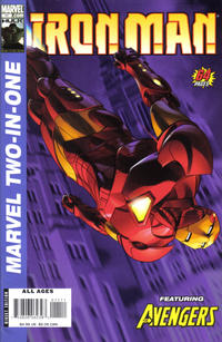 Cover Thumbnail for Marvel Two-In-One (Marvel, 2007 series) #11