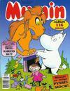 Cover for Mumin [julalbum]: Trollkarlens hatt (Semic, 1996 series)