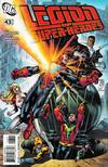 Cover for Legion of Super-Heroes (DC, 2008 series) #43