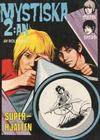 Cover for Mystiska 2:an: Superhjälten (Semic, 1979 series)
