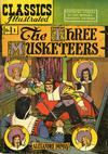 Cover for Classics Illustrated (Gilberton, 1947 series) #1 [HRN 36] - The Three Musketeers