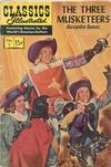 Cover for Classics Illustrated (Gilberton, 1947 series) #1 [HRN 150] - The Three Musketeers