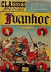 Cover for Classics Illustrated (Gilberton, 1947 series) #2 [HRN 36] - Ivanhoe