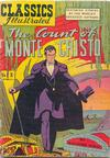 Cover for Classics Illustrated (Gilberton, 1947 series) #3 [HRN 36] - The Count of Monte Cristo