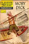 Cover for Classics Illustrated (Gilberton, 1947 series) #5 [HRN 131] - Moby Dick