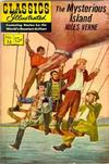 Cover for Classics Illustrated (Gilberton, 1947 series) #34 [HRN 140] - Mysterious Island [painted cover]