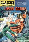 Cover for Classics Illustrated (Gilberton, 1947 series) #32 [HRN 53] - Lorna Doone