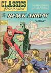 Cover for Classics Illustrated (Gilberton, 1947 series) #31 [HRN 51] - The Black Arrow [No Price]