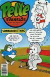 Cover for Pelle Svanslös (Semic, 1990 series) #3/1991