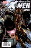 Cover for Astonishing X-Men (Marvel, 2004 series) #25 [Direct]