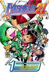 Cover for Eyeshield 21 (Viz, 2005 series) #1