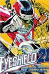 Cover for Eyeshield 21 (Viz, 2005 series) #15